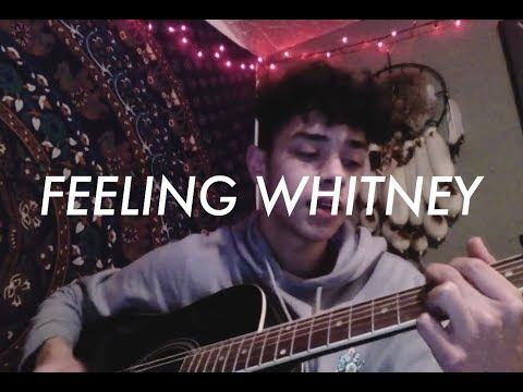 Feeling Whitney Post Malone Justice Carradine Cover Youtube
