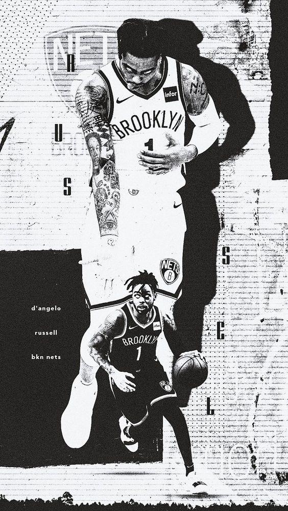 Meech Robinson On Twitter Nba Wallpapers Nba Art Nba Basketball Art