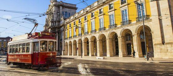 Week-end à Lisbonne pas cher avec lastminute.com