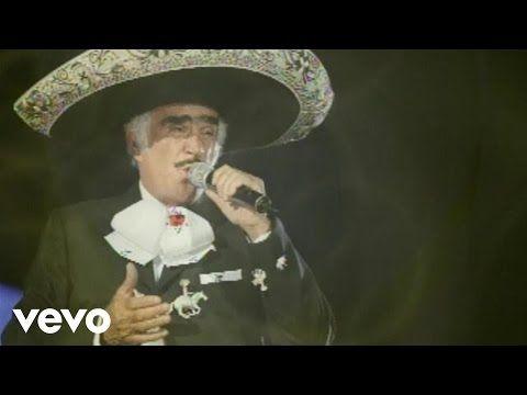 Vicente Fernández Amar Y Vivir Audio Youtube Vicente Fernandez Audio Musica