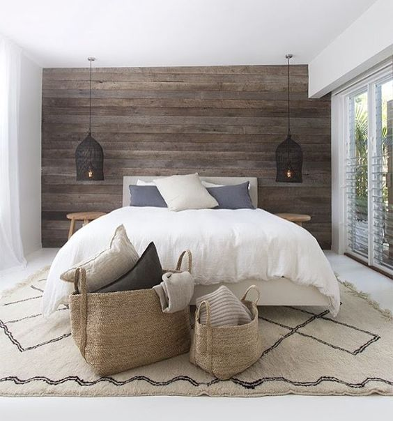 Wood Accent Wall Bedroom Ideas: Pinterest • The World's Catalog Of Ideas