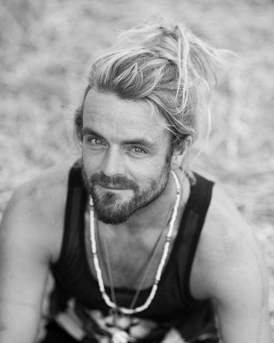 Xavier Rudd - singer-songwriter from Australia                                                                                                                                                     More