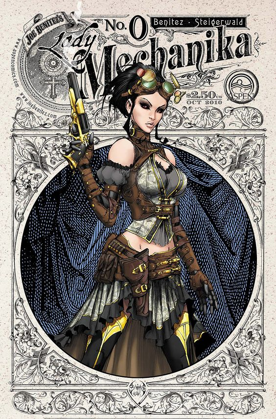 Joe Benitez's Lady Mechanika