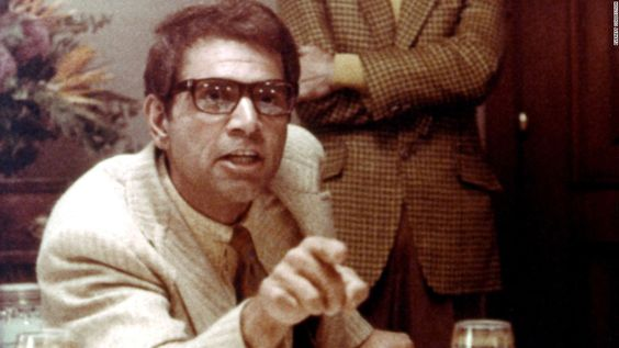 """Alex Rocco rose to stardom playing mobster Moe Greene in """"The Godfather."""""""
