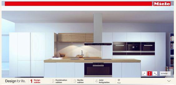 Erleben Sie die neuen Küchen-Einbaugeräte und stellen Sie sich - miele k chen einbauger te
