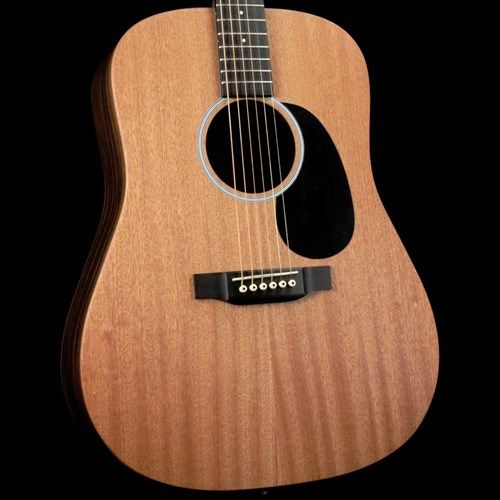 Martin Dx2ae Macassar Dreadnought Acoustic Electric Natural 599 00 Acoustic Electric Guitar Acoustic
