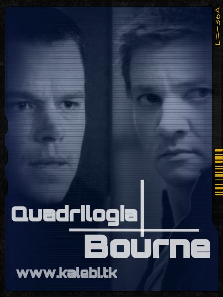 Quadrilogia Bourne Torrent (2002 - 2012) BDRip Blu-Ray 1080p Dublado ~ Kalebi Filmes