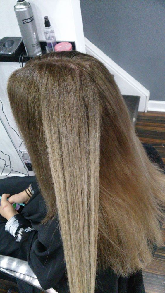 Light-Colored Solution To Severe Regrowth From Blonde