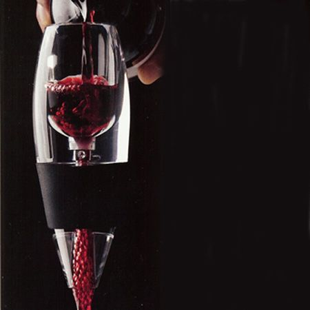 I've entered to win a brand new Vinturi Wine Aerator on TheWinedUp.Net - You can too!