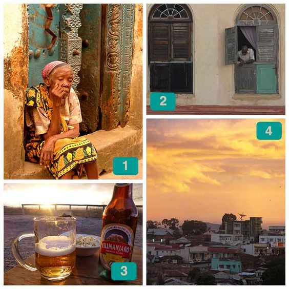 Tansania hinter der Postkartenidylle - aus der Serie Colors of Tansania