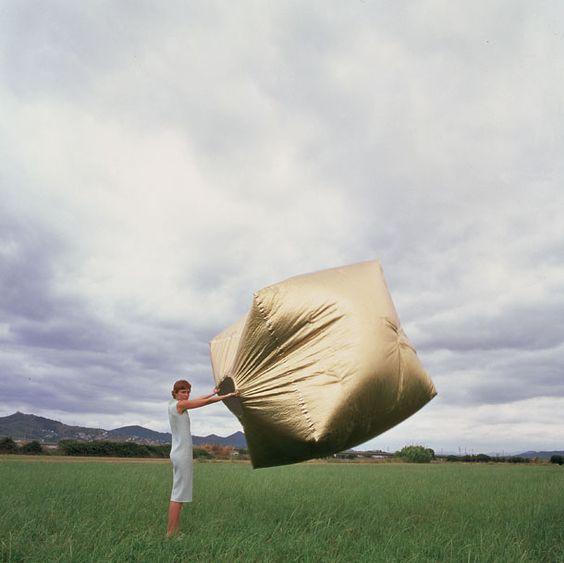 Golden pocket cube.