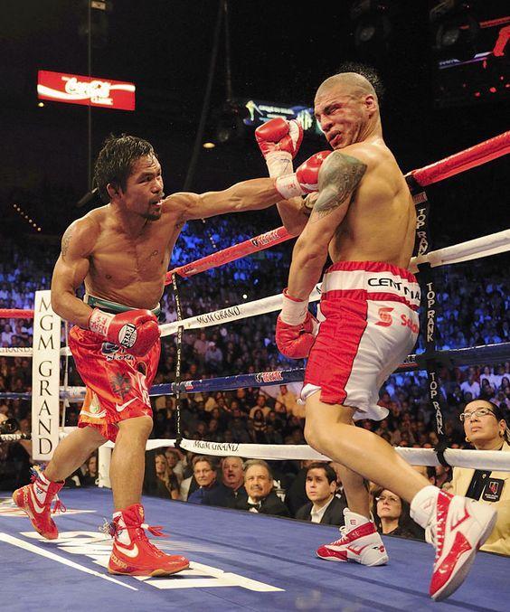 Manny Pacquiao vs Miguel Cotto (one of his best if not the best fight by Pacquiao)