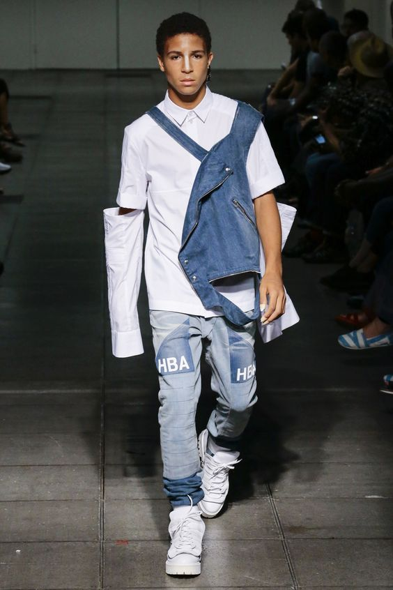 Hood By Air Spring 2016 Ready-to-Wear Collection Photos - Vogue