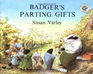 Badgers Parting Gift book