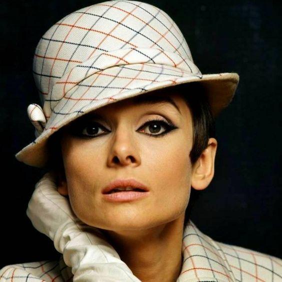Beautiful Audrey Hepburn, How To Steal A Million 1966. Photo by Douglas Kirkland.