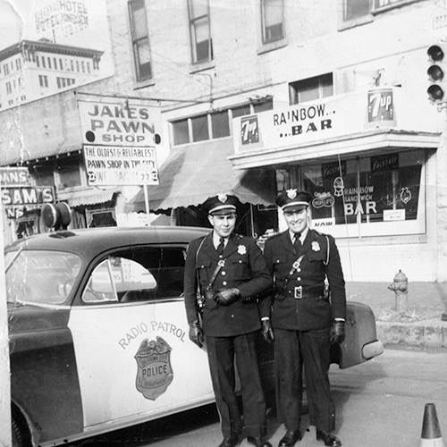 Oklahoma City Police Department Wikiwand Police Old Police Cars Police Department