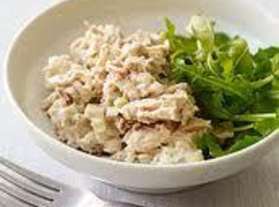 Perfect Tuna Salad | Recipe | Tuna Salad, Tuna and Salads