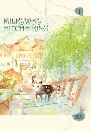 Milkyway Hitchhiking Graphic Novel 1 (Color)