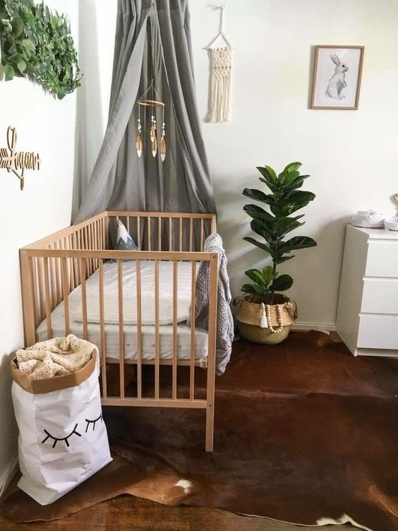 Pin By Kait On Nursery Baby Room Neutral Bedroom