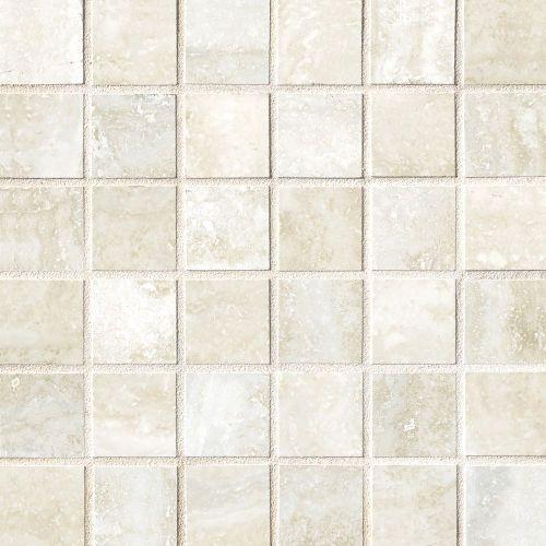 Phoenix 1 9 16 X 1 9 16 Floor Wall Mosaic In Novona Mosaic Textured Walls Mosaic Glass