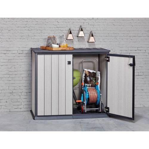 Patio Store Opbergbox Boite De Rangement Coffre De Jardin Rangement
