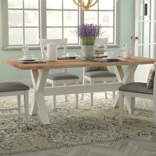 Zielke Dining Table Dining Table In Kitchen Dining Table White Dining Table