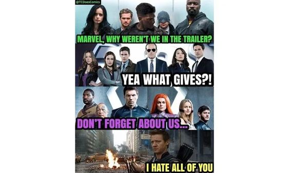 Forgettable Marvel TV Shows
