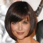 """Katie Holmes arrive at the """"Mad Money""""premiere"""