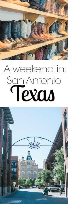 A Weekend Away in San Antonio, Texas   Culture, Food & Unique Experiences