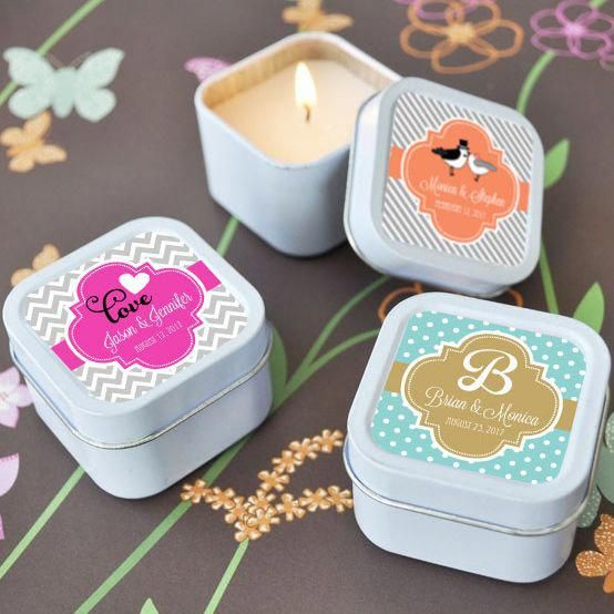 Daring Wedding Favors Wedding Gift Favors Wedding Favors Unlimited Personalized Candle Favors