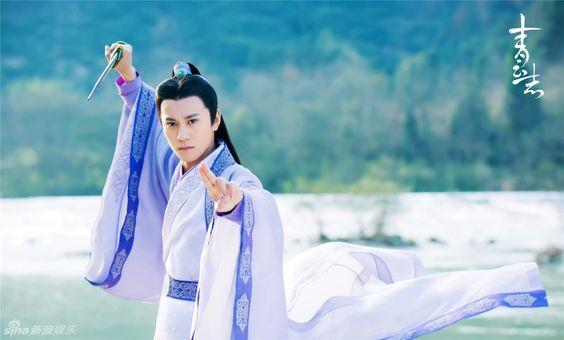 Zhu Xian Zhi Qing Yun ZhI 《诛仙之青云志》 2016 Zhao Li Ying, Li
