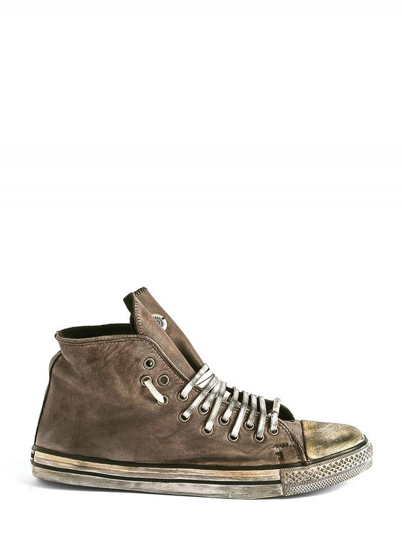 DIONISO, Sneakers, Dyed Brown