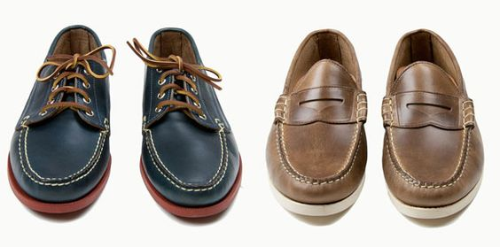 This Just In: Oak Street Bootmakers for Lyonstate #accessories