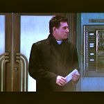 A Gabriel Byrne Shows Up At Your Door Dressed As A Priest Pic O'The Day dedicated to @AshleyLevy
