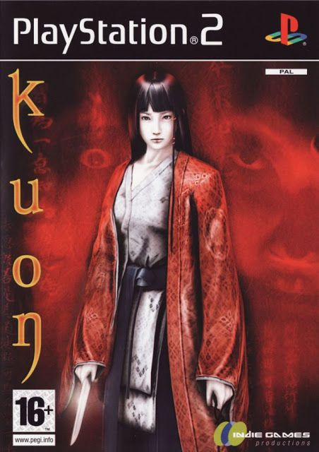 Kuon Ps2 Iso Rom Download Video Game Books Video Game Genre