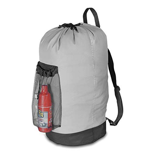 Dalykate Backpack Laundry Bag Laundry Backpack With Shoulder