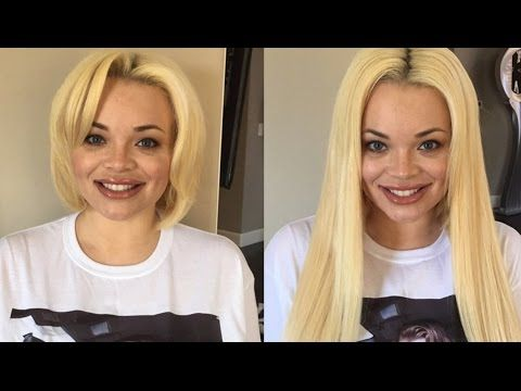 Why I Wear Hair Extensions feat. BELLAMI Hair - YouTube