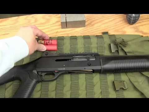 Ghost Loading your Benelli M4 tactical shotgun