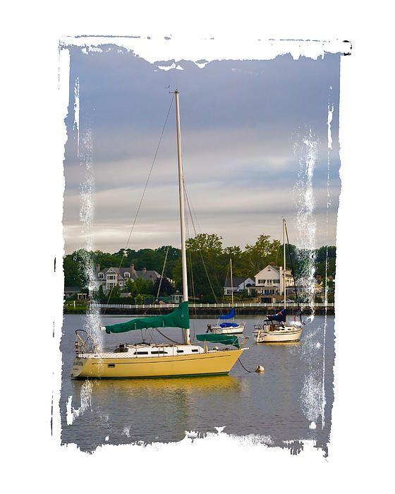 'In Harbor' Navesink River, Red Bank, NJ