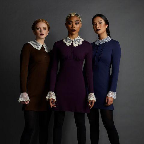 Weird Sisters Dorcas Sabrina 4