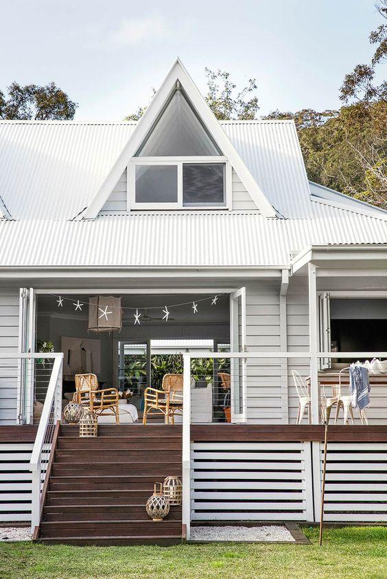 Serene interiors create beach house bliss