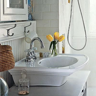 Cottage Bathroom Renovation See The Before And After Southernliving Com