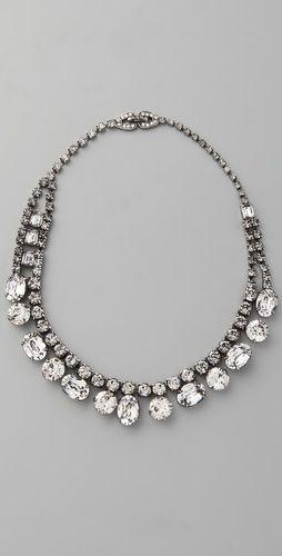 TOM BINNS    Dumont Noir Florescent Necklace