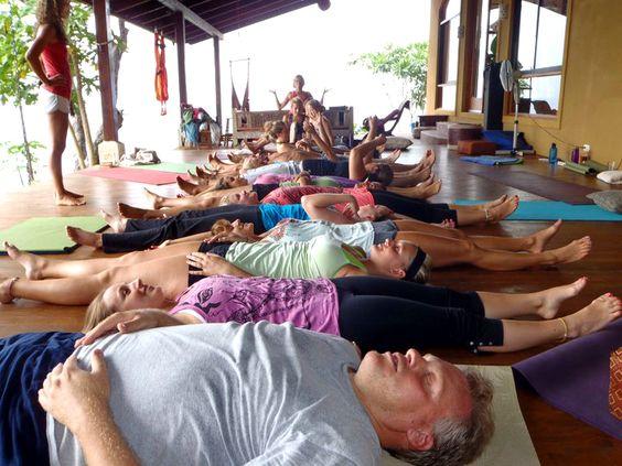 Nosara Ananda Yoga Teacher Training w/ Sasha Dae @sashadae (Costa Rica)