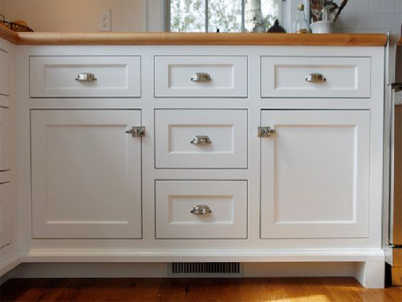 Captivating Shaker Kitchen Cabinet Doors With Shaker Kitchen ...