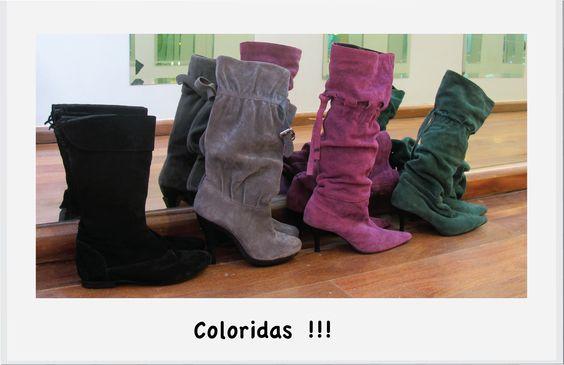 botas - boots