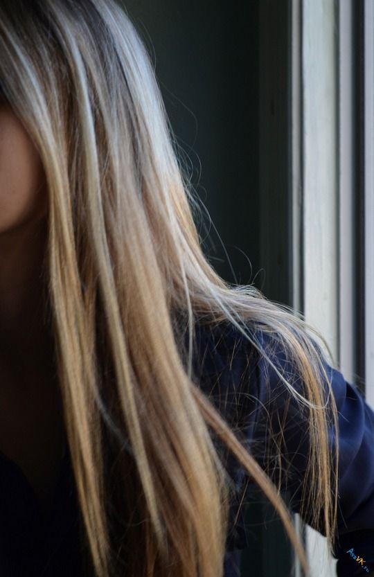 фото блондинок в домашних условиях на аву со спины