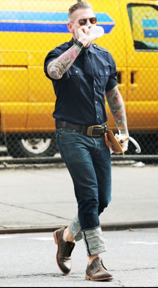 Nick Wooster, Fashion God | Raddest Looks On The Internet http://www.raddestlooks.net | Raddest Looks On The Internet: http://www.raddestlooks.net                                                                                                                                                      More