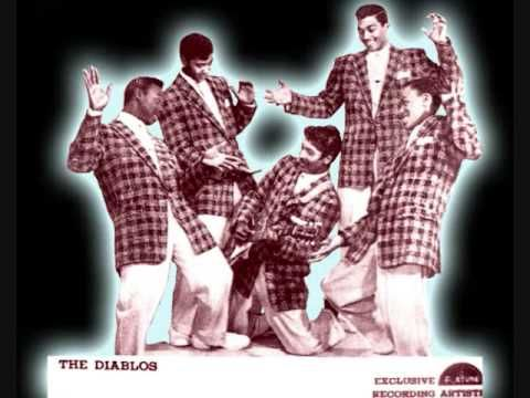 "Nolan Strong and The Diablos ""The Wind"" - 1954 Fortune Records"