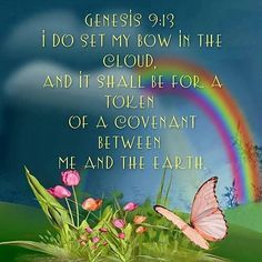 KJV Scriptures On God's Promises | God's rainbow on Pinterest | Gods Promises, Psalms and The Lord